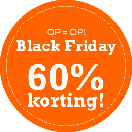 Fiber Black Friday 2017 60% korting